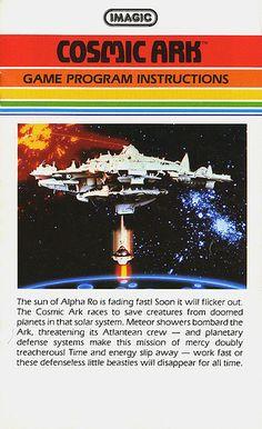 Atari - Cosmic Ark | Flickr - Photo Sharing!