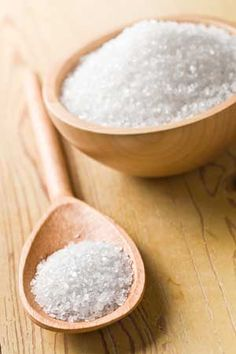 Salt can soak up stains, clean pots and pans and exfoliate skin. Check out these and other uses for salt!