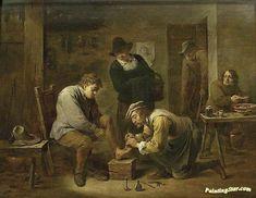 David Teniers II - The Foot Doctor