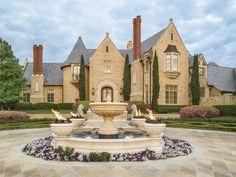 $19.5 Million Extraordinary Mansion in Dallas Texas