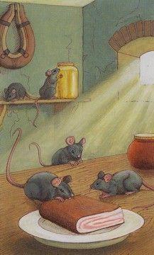 Nine Of Wands, Pet Mice, Secrets Revealed, Tarot Decks, Tarot Cards, Painting, Blog, Animals, Tarot Card Decks