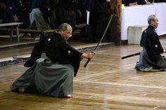 Muso Jikiden Eishin-ryu / 無双直伝英信流 by oroshi, via Flickr
