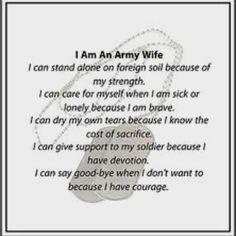 Military. Army. Wife.
