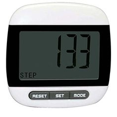 Surborder Shop Waterproof Step Movement Calories Counter MultiFunction Digital Pedometer Body Building White -- More info could be found at the image url.(This is an Amazon affiliate link)