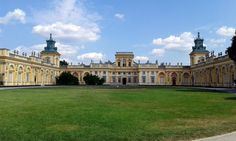 Palace in Wilanów, Poland