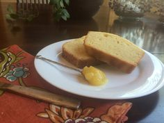 I have baked my fair share of pound cakes throughout the years, but I have never really made the original. You know, the one with one pound of butter, one pound of sugar, one pound of eggs, and one...
