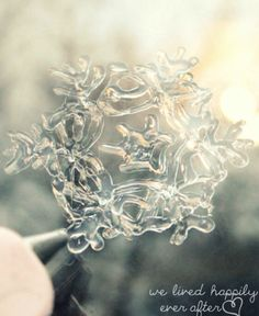 Use A Low Temp Glue Gun To Draw Snowflakes On Your Windows - They Peel Right Off!