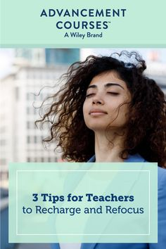 It's important for teachers to take care of their physical and mental health. Discover three ways you can recharge and refocus to find happiness in your career in our blog post with Courtney Jones of ClearTheList Foundation, Inc. #ClearTheList #teacherselfcare #selfcare #recharge #refocus #summerbreak #teacheronsummerbreak Teacher Resources, Self Care, Mental Health, Foundation, Career, Happiness, Wellness, Tips, Blog