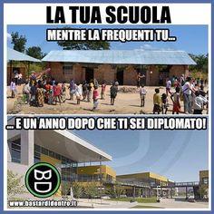 Non perdere la nuova puntata del nostro programma su #YouTube ! #bastardidentro #scuola #diploma www.bastardidentro.it