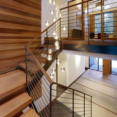 Foyer Lighting Inspiration (Bocci)