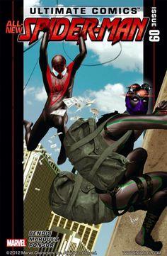 Ultimate Comics Spider-Man vol. 2 no. 9 (Apr 2012)