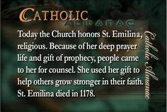 St. Emilina