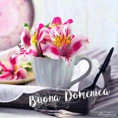 Vacanze finite si torna a casa! Have a nice day! Happy Weekend, Happy Sunday, Italian Greetings, Good Morning, Creative, Yves Rocher, Anna, Shabby, Night