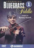 Learning Bluegrass Fiddle, Vol. 1 [DVD]