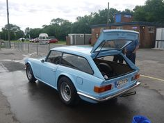TR6 Shooting Brake