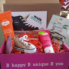 Teen Gift Box monthly subscription | ibbeautful - iBbeautiful
