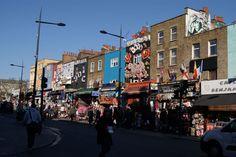 Camden Town Highstreet.