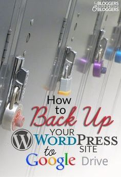 Is your blog content at risk? Learn how to back up your WordPress site to Google Drive automatically using the UpdraftPlus free plugin.