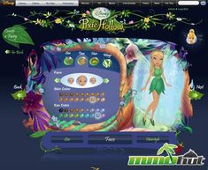 #PlayGameOnline Right In The Childhood, Childhood Memories, Pixie Hollow Games, Disney Viejo, Nostalgia, Create A Fairy, Disney Games, Disney Fairies, 90s Cartoons