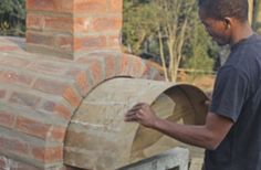 Pizza Oven DIY Brick Instructions Video
