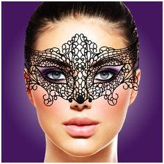 Maska - Rianne S - Mask II Brigitte. Uwodzenie jest najlepsze, gdy uwodzisz go sobą... Z pomocą przyjdzie Ci namiętna maska || #prezent #inspiracje #dlaNiej #dla Niego #prezentnarocznicę #striptiz #karnawał #wieczórpanieński #pomysłnarandkę #odAlicji #namiętnybutik