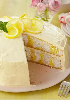 Luscious Lemon Poke Cake – You'll be tempted to tell everyone how easy it is to use JELL-O Gelatin to make this Luscious Lemon Poke Cake—that's up to you. We say let 'em wonder.