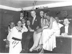 Louis Cole, Bricktop, Mabel Mercer, Alberta Hunter... at 'Brick Top's'