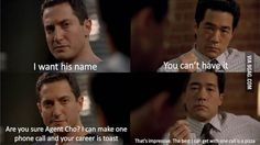 Just Cho... [The Mentalist] - 9GAG