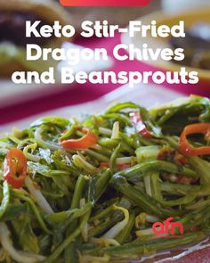 List Of Vegetables, Chinese Vegetables, Veggies, Diet Recipes, Cooking Recipes, Healthy Recipes, Paleo Beans, Keto Stir Fry, Ketogenic Diet Food List