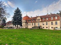 Pałac w Gliśnie zbudowano pod koniec XVIII wieku, w stylu barokowym, na planie bardzo długiego prostokąta. Pałac jest parterowy z mansardowym dachem z lukarnami, wielokrotnie przebudowywany, zmieniał przeznaczenie i właścicieli.  Pałac w Gliśnie budowano jako rezydencję, w kolejnych latach XIX wie