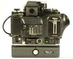 Nikon F2 DATA from 1970s, very rare!