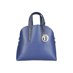 Trussardi – 75BN71  Spring /Summer Collection saffiano eco-leather handbag has 2 handles, removable inner clutch (24*22*10 cm) with zip fastening, removable strap and a dust bag. It is of size 30*27*16 cm.  https://fashiondose24.com