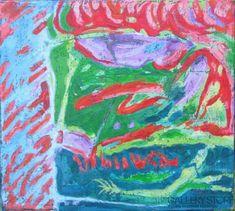 "Gallerystore, Paweł Górski, Akryl ""Abstrakt 1"" #modernart #contemporaryart #painting #artgallery #design #paintingart"