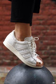 Fashion glitter Adidas sneakers - Womens Adidas sneakers - Fashion sneakers