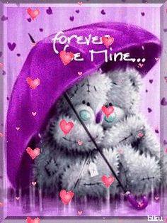 "❤️ Tatty Teddy ~ ""Forever Be Mine. Teddy Bear Quotes, Teddy Bear Images, Teddy Bear Pictures, Tatty Teddy, Cute Images, Cute Pictures, Baby Bear Tattoo, Teddy Beer, Teddy Bear Design"