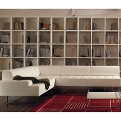 Find out more about the Quadra Sofa by Studio Cerri & Associati and explore Poltrona Frau's furniture collection. Kb Homes, Couch Design, Modern Leather Sofa, Commercial Furniture, Lounge Seating, Contemporary Sofa, Modular Sofa, Furniture Collection, Sofas