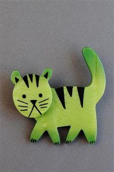 Marie-Christine Pavone Cats  #11