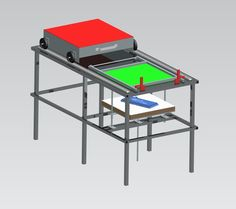 Vacuum Forming Machine open source project