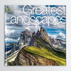From one majestic nature landscape to the next, this is an iconic collection of National Geographic's photography of the world's most beautiful locations.
