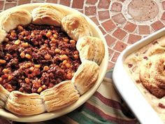 From Betty's Soul Food Collection...  Make a clean break from the same old sloppy joe recipe. You can count on high fives and compliments with this five-ingredient casserole!