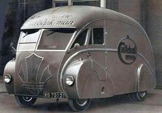 Holland Coachcraft Van.