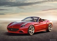 New! Ferrari California T