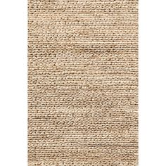 Test drive this rug in your space.Order a swatch by adding it to your cart.It doesnt get any easier than this all-natural stunner with a unique braided-top weave. Add it to any space for a dose of organic chic.