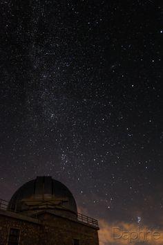 Dall'osservatorio di Campo Imperatore
