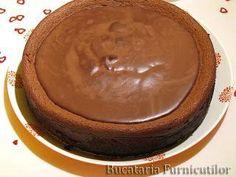 Cheesecake cu ciocolata - Rețetă Petitchef