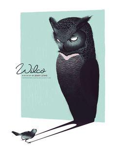 Wilco - Housebear Design - 2015 ----