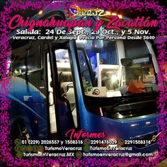Vamos de #compras a #Chignahuapan y #Zacatlán Este 24 de septiembre, 29 de octubre y 5 de noviembre saliendo de #Veracruz #Cardel y #Xalapa  ¡ Reserva Tu Lugar YA !  Más información en: Tels: 01 (229) 202 65 57 y 150 83 16  WhatsApp: 2291476029 y 2291508316 Email / Hangouts: turismoenveracruz@gmail.com http://www.turismoenveracruz.mx/2017/08/vamos-de-compras-a-chignahuapan-y-zacatlan-este-2017/