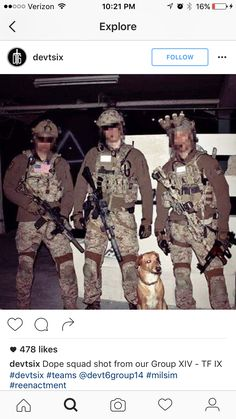 Tactical Wall, Seal Team 6, Special Forces Gear, Cool Hand Luke, Military Love, Star Wars Fan Art, Hunting Rifles, Navy Seals, Airsoft