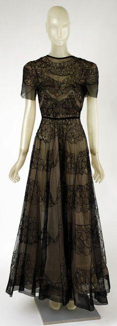 Dinner Dress Madeleine Vionnet, 1937 The Metropolitan Museum of Art