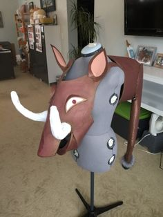 Pumbaa profile